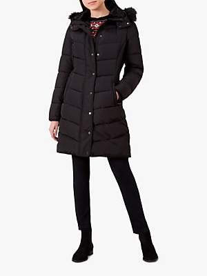 Lilian Padded Coat, Black