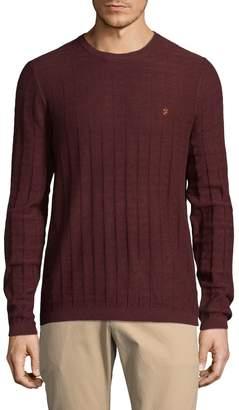 Farah Men's Pleat Sweater