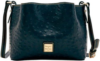 Dooney & Bourke Ostrich Mini Barlow Crossbody