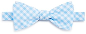 Vineyard Vines Gingham Check Bow Tie $55 thestylecure.com