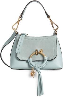 See by Chloe Mini Joan Leather Crossbody Bag