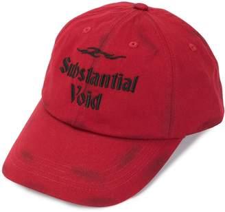 Ground Zero Substantial Void baseball cap