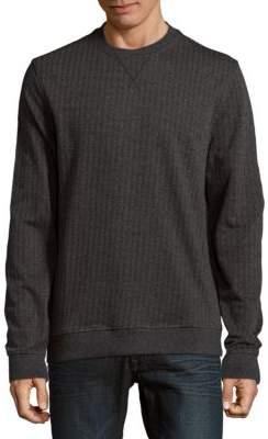 Saks Fifth Avenue Herringbone Sweater