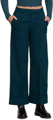 BDG Urban Outfitters Deep Cuff Wide Leg Trousers