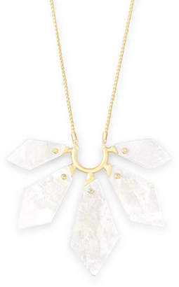 Kendra Scott Mari Geometric Pendant Necklace