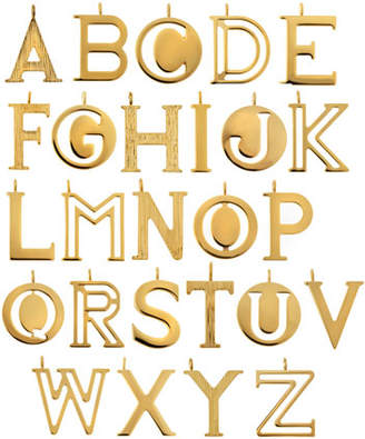 Chloé Personalized Alphabet Bag Charm