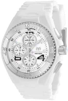 Technomarine TECHNO MARINE Techno Marine Womens White Strap Watch-Tm-115293
