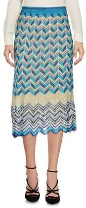 BCBGMAXAZRIA 3/4 length skirt