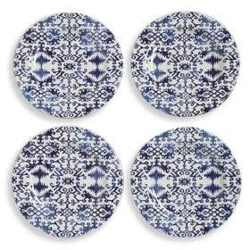 Tag Set Of Four Dinner Plates