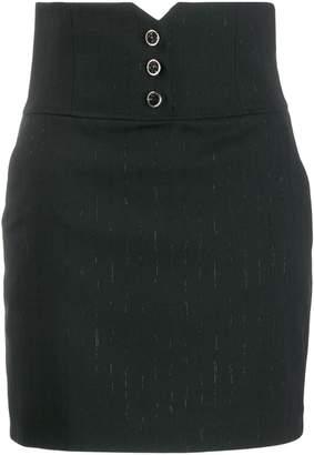 Pinko fitted mini skirt