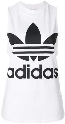 adidas (アディダス) - Adidas Originals Trefoil タンクトップ