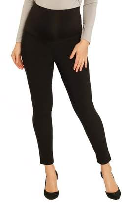 Angel Maternity Deluxe Tummy Support High Waist Maternity Pants