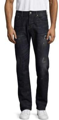 Scotch & Soda Ralston Whiskered Cotton Jeans