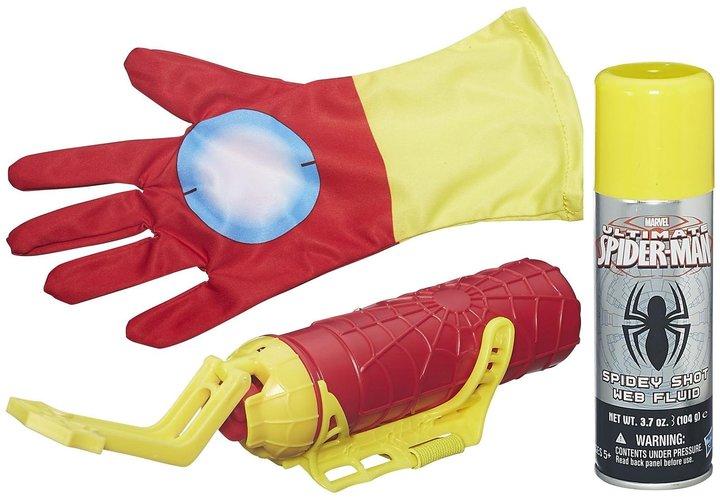 Spiderman Iron Spider Color Shock Slinger