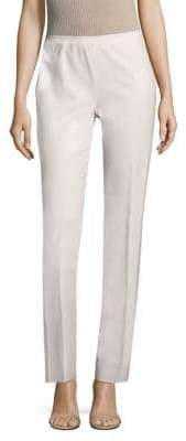 Lafayette 148 New York Wool-Blend Menswear Pants