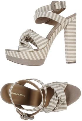 Ermanno Scervino ERMANNO DI Platform sandals - Item 44577510PP