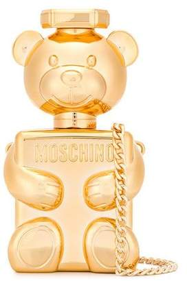 Moschino perfume bottle shoulder bag