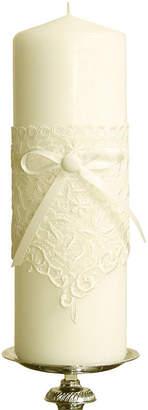 JCPenney IVY LANE DESIGN Ivy Lane DesignTM Vintage Lace Pillar Candle