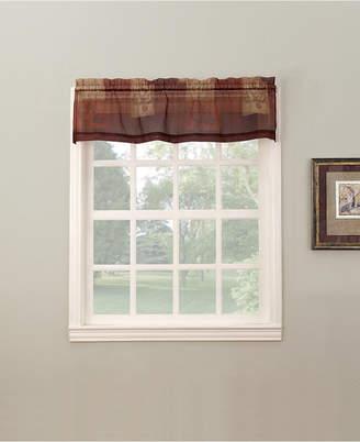 """Lichtenberg No. 918 Eden 56"""" x 14"""" Window Valance"""