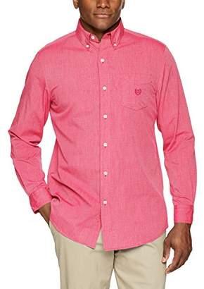 Chaps Men's Classic Fit Poplin Shirt