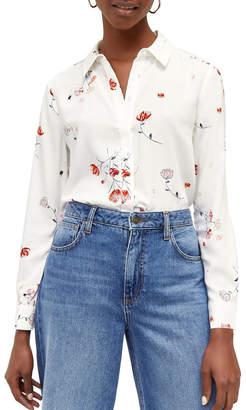 Warehouse Dree Floral Shirt