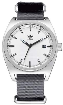 adidas Process NATO Strap Watch, 38mm