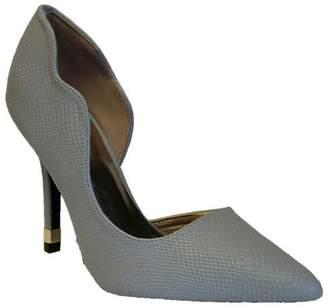 Qupid Mixi court shoe