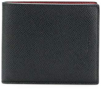 Bally classic bi-fold wallet