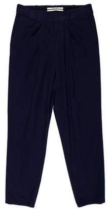 Robert Geller Flat Front Chino Pants