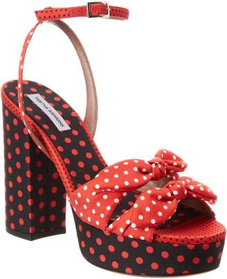 Tabitha Simmons Jodie Platform Sandal