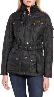 Barbour Water Resistant Polarquilt Moto Jacket