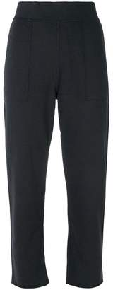 Rag & Bone loose cropped track pants