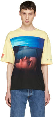 Opening Ceremony Yellow Shinoyama Edition Face T-Shirt
