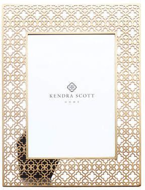 "Kendra Scott Filigree Picture Frame, 4"" x 6"""