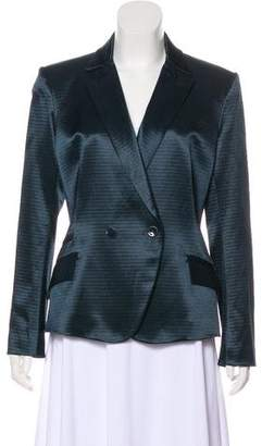 Theyskens' Theory Structured Peak-Lapel Blazer