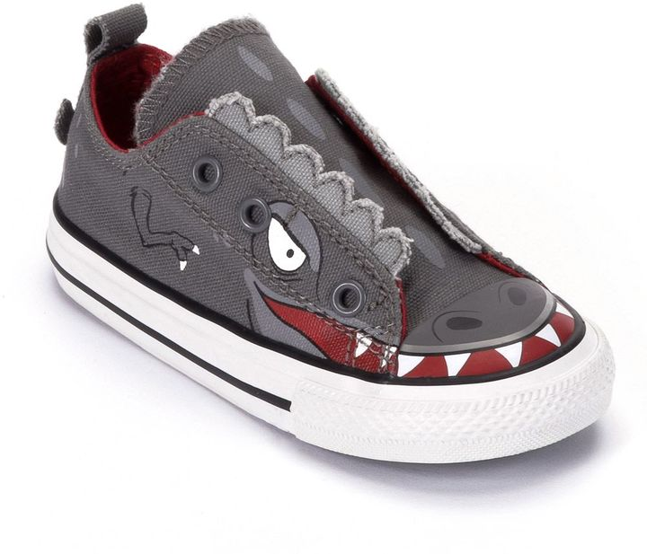 Converse chuck taylor all star dinosaur shoes for toddler boys