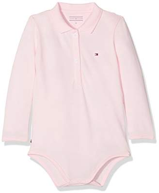 Tommy Hilfiger Baby Girls' Polo Body L/S Bodysuit