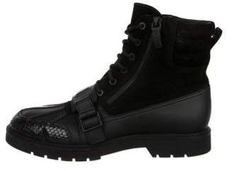 Alexander Wang Kade Hiking Boots