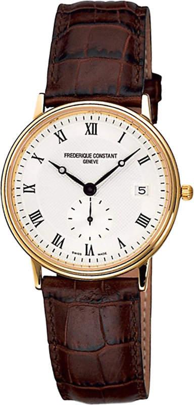 Frederique Constant FC245M4S5 Slim Line watch
