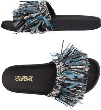 Colors of California Sandals - Item 11456799DF