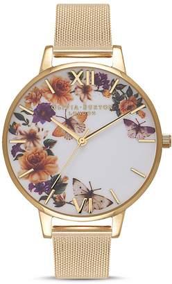 Olivia Burton Enchanted Garden Watch, 38mm
