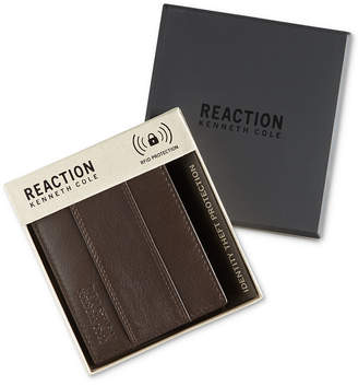 Kenneth Cole Reaction Men's Westin Leather Rfid Passcase