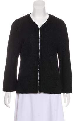 Andrew Gn Wool-Blend Jacket