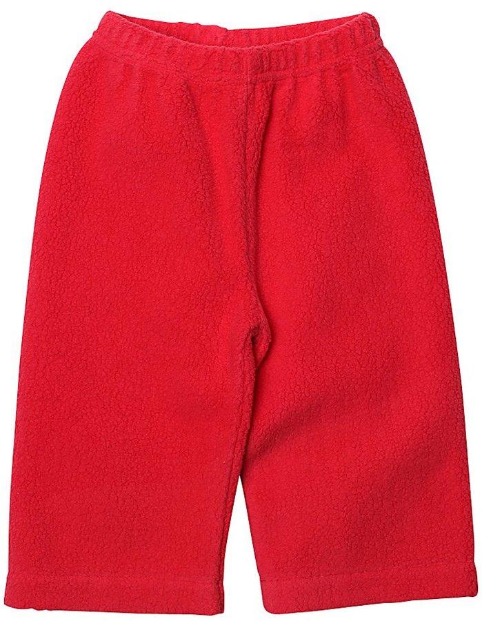 Zutano Cozie Pant - Red-0-6 Months
