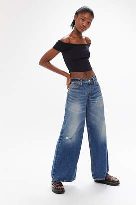BDG Phoebe Low-Rise Wide Leg Jean