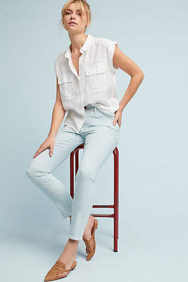 Pilcro and the Letterpress Pilcro Mid-Rise Skinny Ankle Jeans