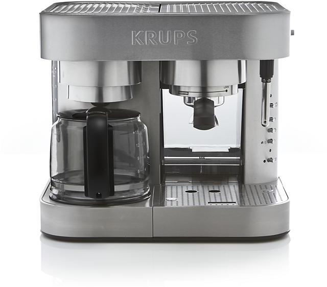 Krups Combination Espresso-Coffee Maker
