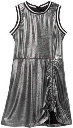Bebe Metallic Active Dress (Big Girls)