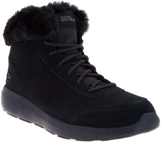 Skechers On-the-GO Suede Boots - City 2 - Chilled