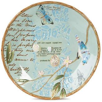 Fitz & Floyd Toulouse Round Platter